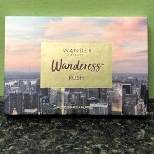 Wander Beauty Makeup - Wander Beauty Wanderess Rush Palette